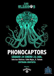 PHONOCAPTORS