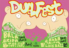 Dualfest (30 Enero, Wurlitzer Ballroom)